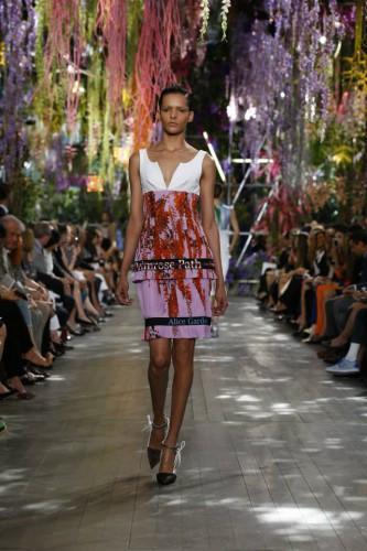 Коллекция Dior весна-лето 2014