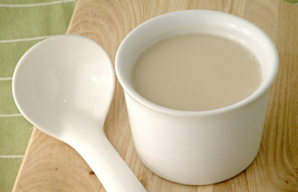 Рецепт                  Домашнее сгущенное молоко