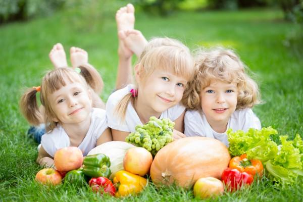 Питание ребенка-вегетарианца