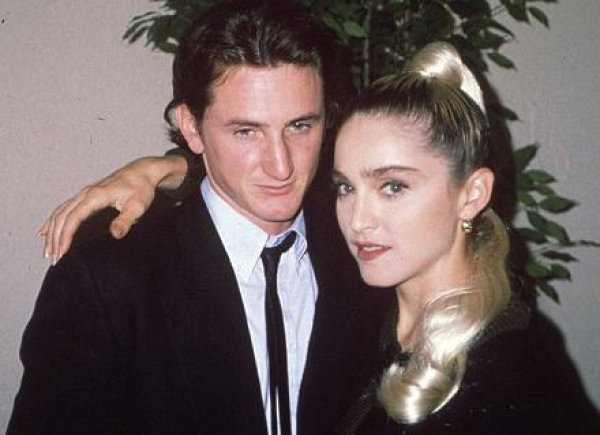 Мадонна с первым мужем шоном пенном best