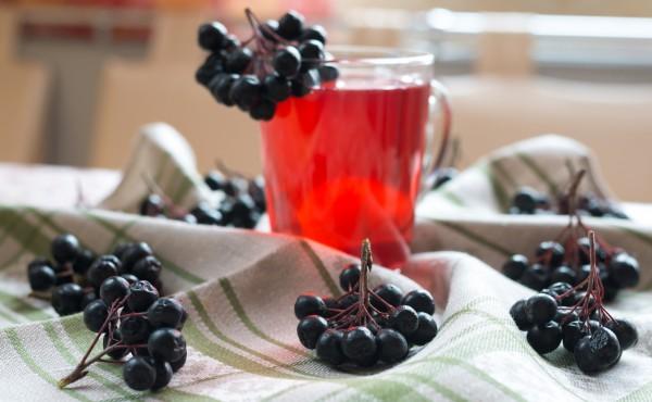 Рецепт                  Как готовить рябиново-витаминный морс