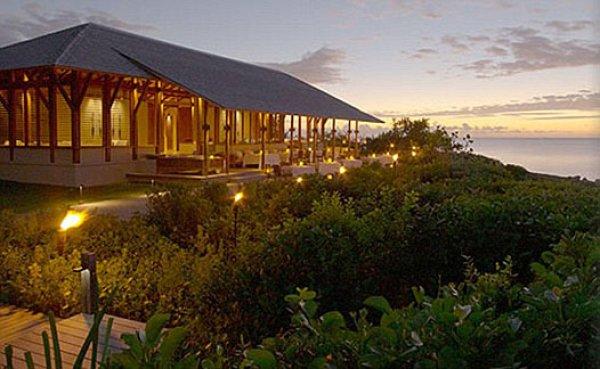 Именно здесь, на островах Теркс и Кайкос, состоялась свадебная церемония