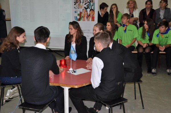 Ребята удивили жюри с самого начала конкурса