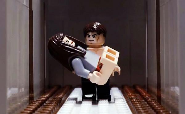 50 оттенков серого: трейлер Lego