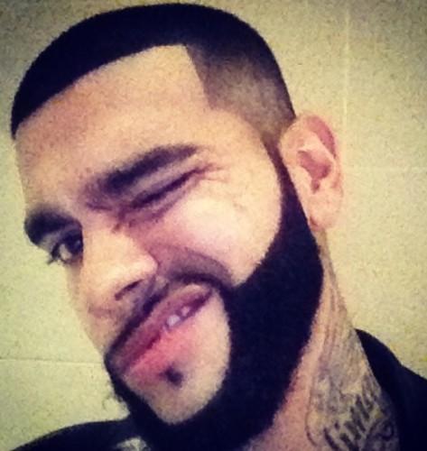 тимати с бородой фото