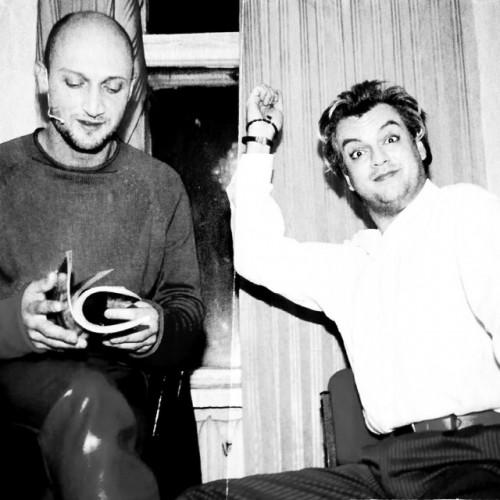 Гоша Куценко и Филипп Киркоров