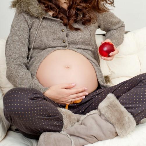 Обувь беременной должна быть удобной