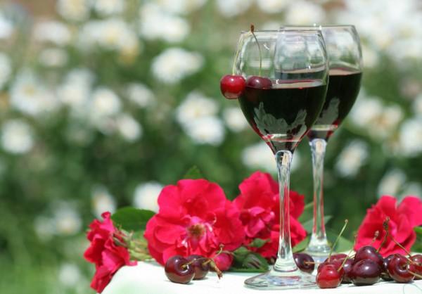 Как сделать вино вишни в домашних условиях