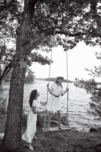 Семейная идиллия: Синди Кроуфорд с семейством для Vogue
