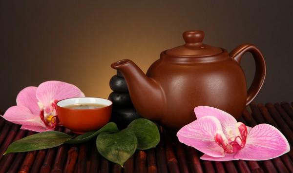 Чайная церемония появилась в Китае несколько тысячилетей назад