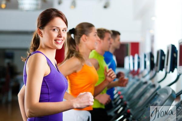 Достаточно тренироваться три раза в неделю