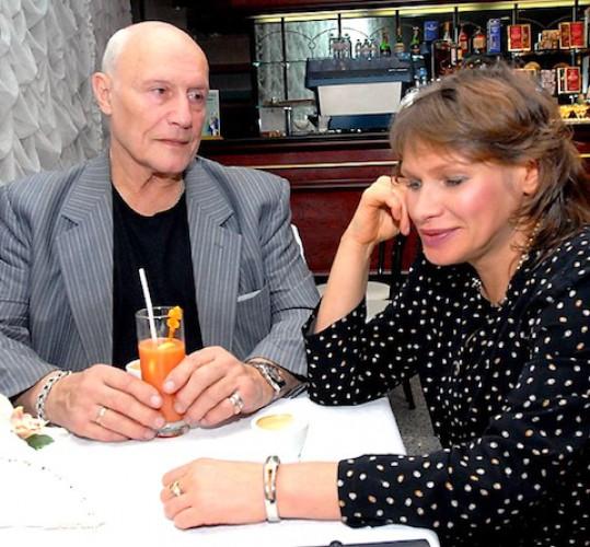 Александр Пороховщиков и Ирина