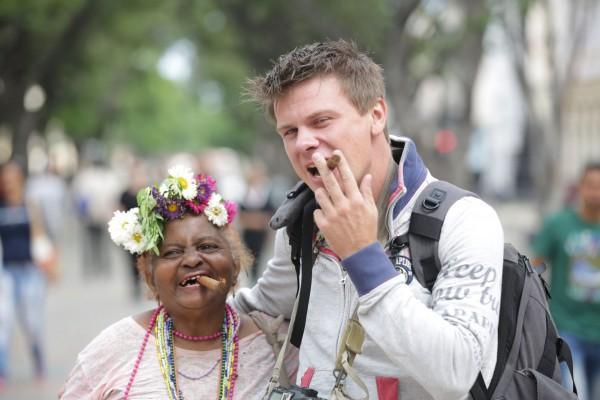 Кубинские сигары считаются одними из самых качественных во всем мире