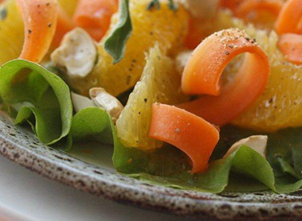 рецепты салатов из моркови с мясом