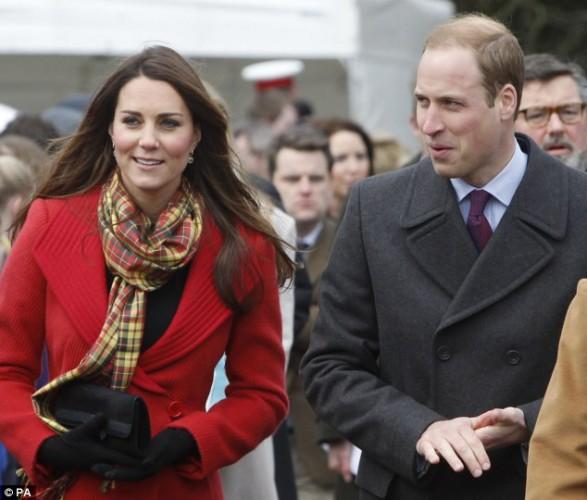 Кейт и Уильям активно готовятся к рождению малыша