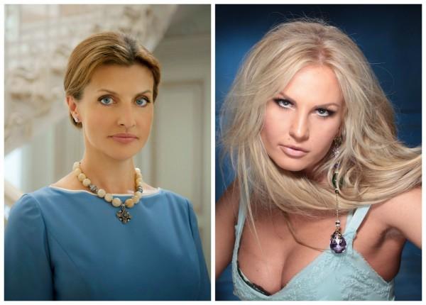 Камалия рассказала, что общего у нее с первой леди страны Мариной Порошенко
