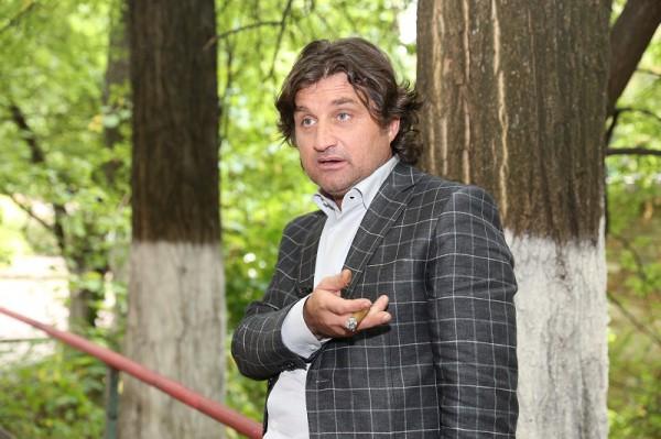 Отар Кушанашвили предстанет в образе спасителя-миротворца