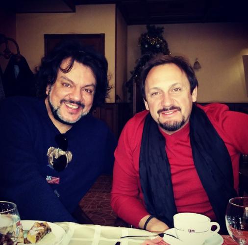 Стас Михайлов застрял в аэропорту с Филиппом Киркоровым