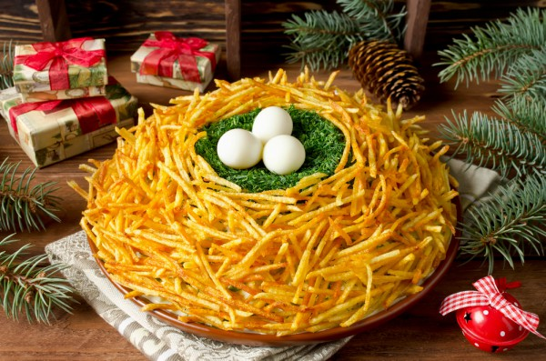 что готовить на новый год из салатов