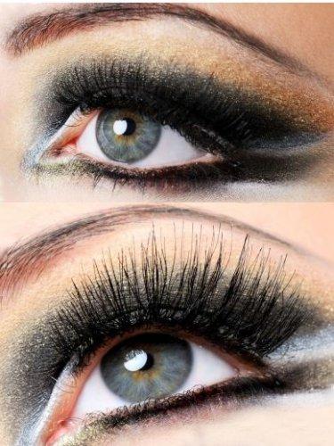 Как сделать чтобы цвет глаз был ярким