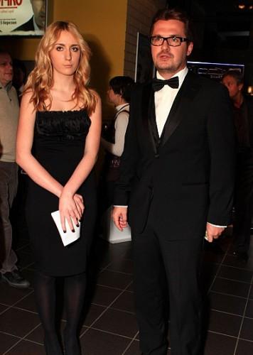 Пономарев с дочкой