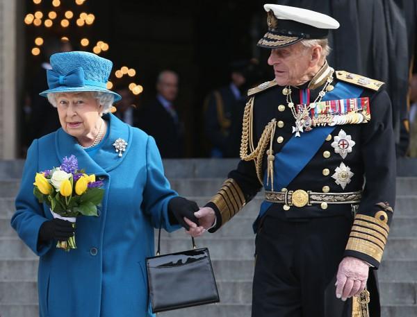 Мужу Елизаветы II - 99!: Интересные факты из биографии герцога Эдинбургского