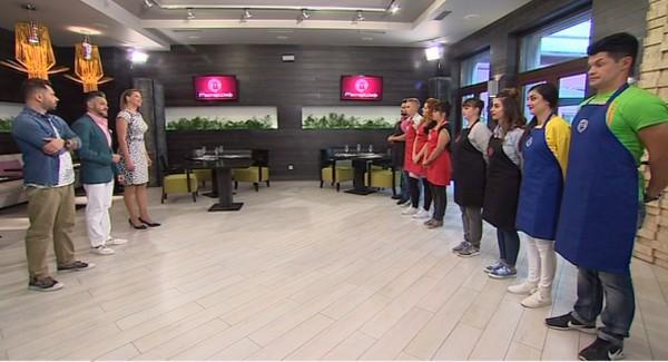 МастерШеф 6 сезон 30 выпуске: аматоры готовили для рестораторов