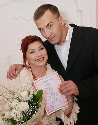Сваха Роза Сябитова и экс-супруг Юрий Андреев