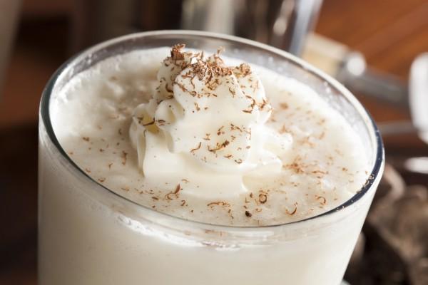 Рецепт                  Молочный коктейль с мороженым