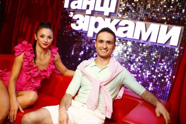 Игорь Ласточкин и Илона Гвоздева