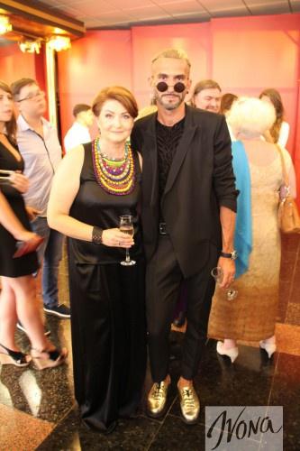 ОМКФ 2014 посетили организаторы Ukrainian Fashion Week