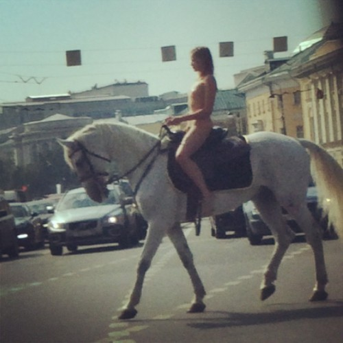 Тина Канделаки поражена зрелищем, увиденным в центре Москвы
