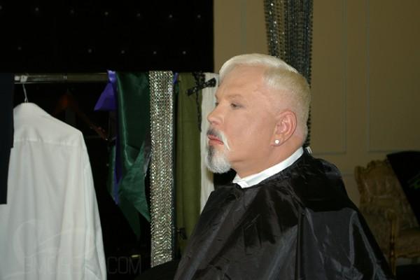 Борис Моисеев впервые показал бороду и усы