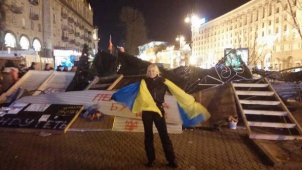 Камалия высказалась о Евромайдане
