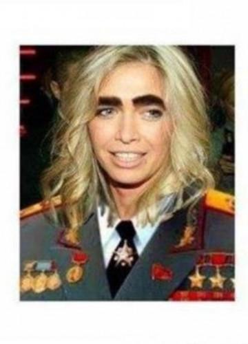 Вера Брежнева сообщила в интернет забавное фото