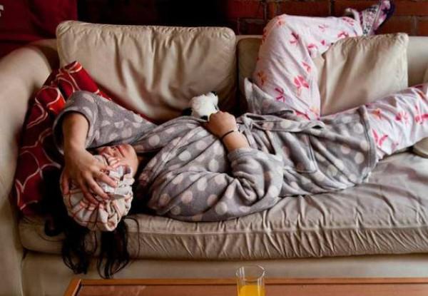 Как не заболеть простудой и гриппом: Нужная профилактика
