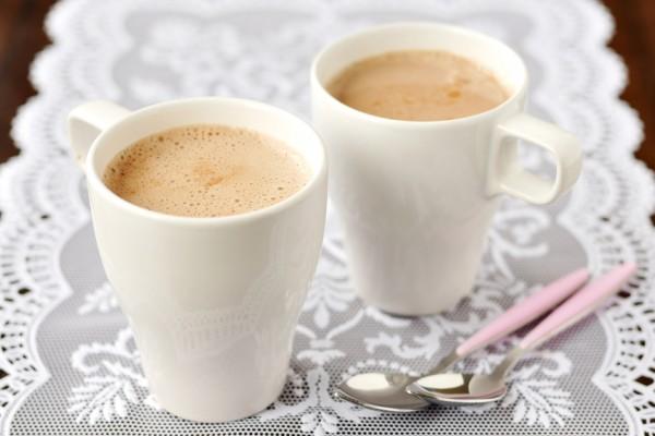 Рецепт                  Мокко с белым шоколадом
