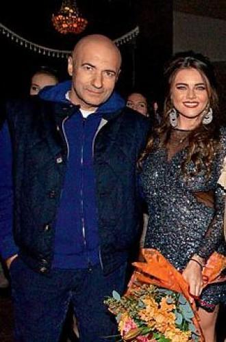 Игорь Крутой и его дочь Вика Крутая