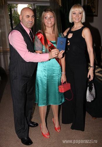 Валерия и Иосиф Пригожин посетили спектакль, в котором играет Анна Шульгина