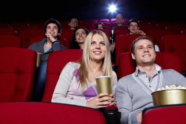 Пригласи любимого в кино