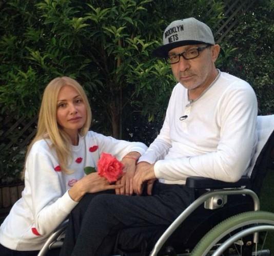Геннадия Кернеса поддерживает жена Оксана