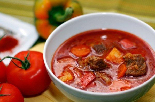 суп после похмелья рецепт