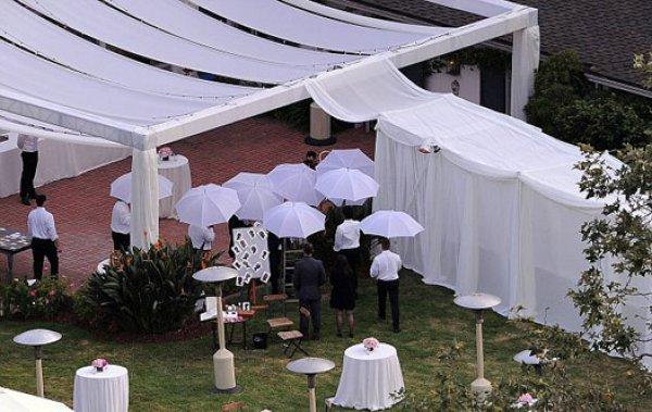 Именно здесь состоялась свадьба Дрю и Уилла