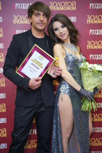Группа Винтаж. Алексей Романов и Анна Плетнева