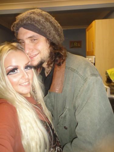 Лори и ее парень, 24-летний Натан Кент