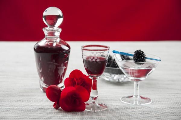 Вино готовят только из спелых ягод