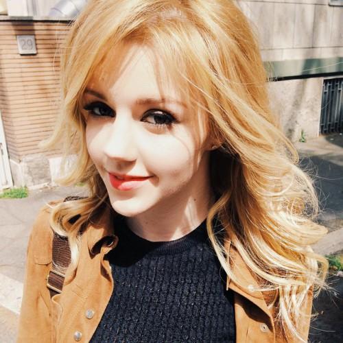 Российская певица Юлианна Караулова