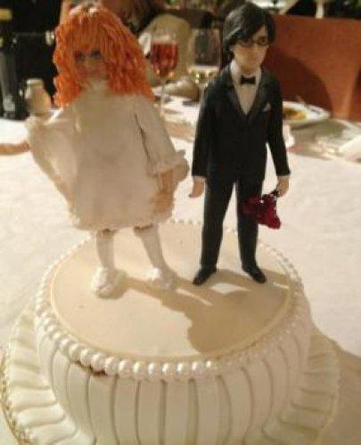 Верхний ярус торта