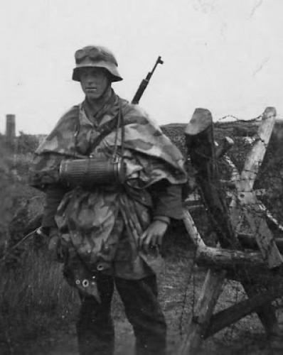 Во время Второй мировой войны пончо спасло не одну жизнь