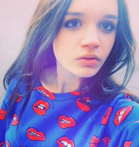 Певица Слава показала 15-летнюю дочь